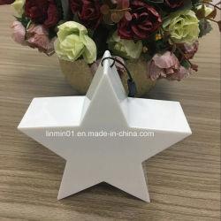 5 étoiles personnalisé Mini haut-parleur Bluetooth en plastique pour cadeau de promotion