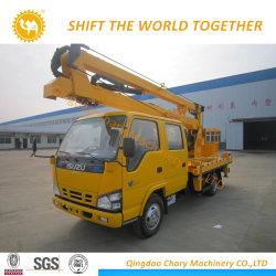 最高品質の 20m トラック搭載エアリアルワークプラットフォーム価格