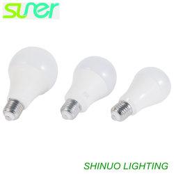 60 W 相当 LED 電球 A19 7W ( E27/E26/B22 付き Base 6500K クールホワイト 120lm/W