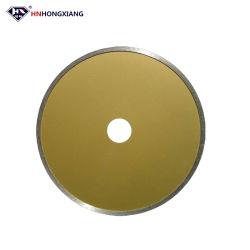 유리제 절단을%s 180mm 다이아몬드 절단 바퀴