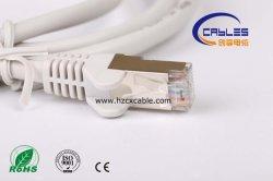O UTP/FTP/SFTP Cat5/Cat6 patch cord com queixa RoHS