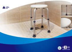 알루미늄 오래된 무능한 사람들을%s 조정가능한 목욕 발판 샤워 시트