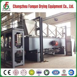 Ce Certificado ISO de la vibración de acero inoxidable secador de lecho fluido de gránulo, ácido bórico, Dihydroxbenzene, ácido málico y ácido maleico de arriba fabricante chino