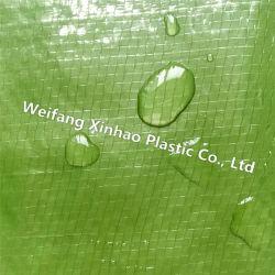 قماش محبوك من النسيج PE مقاوم للمياه مع مقاومة للأشعة فوق البنفسجية