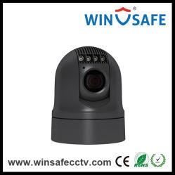Sony 1/3 CMOS PTZ Camera's, de Camera van kabeltelevisie van de Politiewagen
