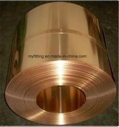 El fósforo Deoxidize banda de cobre C1220/TP2/Cu-Dhp