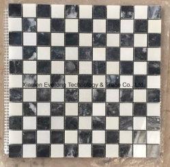 [وهيت&بلك] فسيفساء رخاميّة/بلّوريّة بيضاء رخام/فنية فسيفساء لأنّ جدار [كلدّينغ]/غرفة حمّام