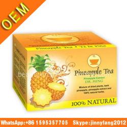 De efficiënte Thee van het Verlies van het Gewicht van het Vermageringsdieet van de Ananas
