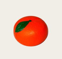 Partypro neue Produkte orange PU-Druck-Kugel
