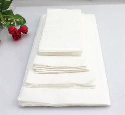 Eco Friendly coton imprimé serviette de table