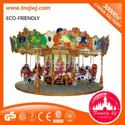 Парк развлечений Archaize карусели для использования вне помещений Play Toys веселого перейти за круглым столом