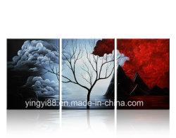 Usine de la vente directe de l'acrylique pour la maison d'art des décorations de mur