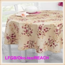 PVC Tablecloths mit Nonwoven Backing für Kitchen Textile
