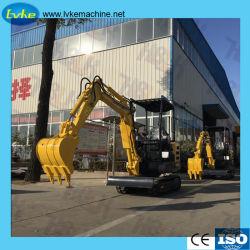 1800 kg Hydraulik-Digger Small/Mini-Crawler-Bagger zum Verkauf