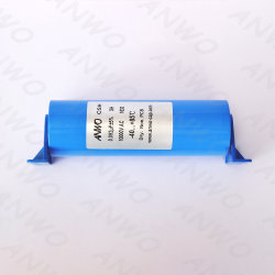 Innengewinde-Energien-elektronische Film-Kondensatoren mit Kunststoffträger