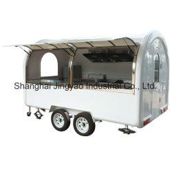 Camión de alimentos comerciales para Hot Dog carro para venta