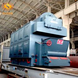 La biomasse industrielle Pellet a Tiré la Chaudière à vapeur pour le séchage de produits textiles
