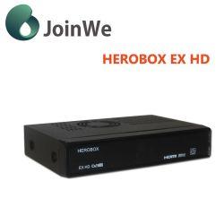 새로운 DVB-S2 Enigma2 Linux HD 수신기 Herobox Ex HD