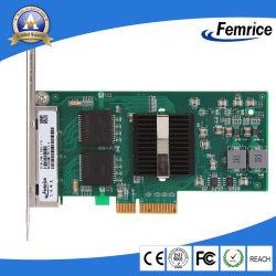 Intel I350-T4 de cuatro puertos de la tarjeta LAN de cobre para el servidor