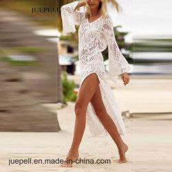 أزياء شاطئ الصيف غير رسمية طويلة الآيس النساء اللباس
