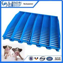 L'élevage porcin de l'équipement du système de revêtement de sol en plastique pour cochon/chèvre à lattes et de la volaille