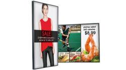 42 pouces haute luminosité LCD du lecteur Smart Ad affichage publicitaire