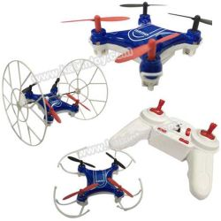 Mini 2.4G Hight Grade Remote Control 3 en 1 UFO Toys RC Model avec 3 couleurs (10235192)