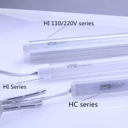 أنبوب LED عالي الدقة بجهد 24 فولت من الفئة العالية DCI عالي وباعث للضوء (350 مم)