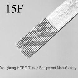 安い標準品質の平らで使い捨て可能な入れ墨の針の供給