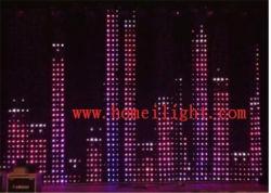 2*3m de Doek van de Visie Curtainled van het Beste LEIDENE Gordijn van de Visie Video voor de Achtergrond van het Stadium