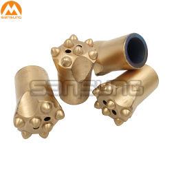 utensili a inserti Drilling del cono del piccolo foro di 32/34mm