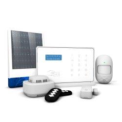 WiFi 3G GSM en un ladrón de alarma de seguridad inalámbrica 3G con cámara HD