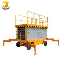 販売は提供した移動式油圧を切る持ち上がるプラットホームを整備する
