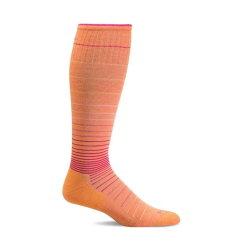 Chaussettes de compression Hommes Femmes Support de jambe Long Chaussettes de soins de santé