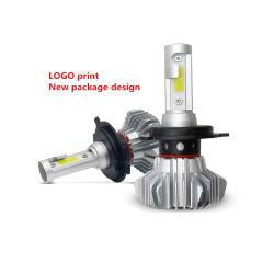 12000lm 6500K 12V COB Fanless koplampen koplampen H11 Kit H11 H4 H7 S9 LED-koplamp auto