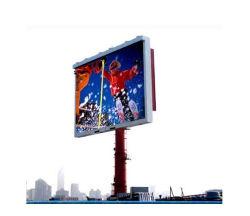 Для использования вне помещений P10 дисплей со светодиодной подсветкой экрана на стену видео для Площадь Культуры
