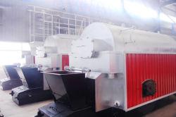 Caldaia a vapore industriale infornata orizzontale della biomassa del residuo della lavorazione del legno