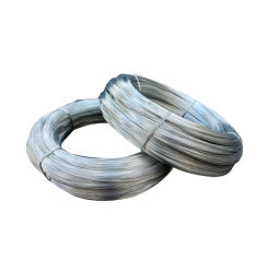 Une bonne quantité de fil de fer galvanisé pour la construction à Guangzhou Factory
