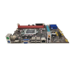 Commerce de gros de promotion de la carte mère H61-1155 Accessoires pour ordinateur de bureau
