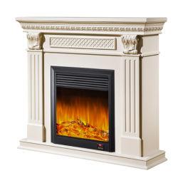 Vertiefte elektrische Dekor-Flamme des Ofen-Kamin-3D umweltfreundlich und energiesparend