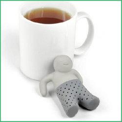 China-Fabrik kundenspezifischer Qualität FDA Silikon-Tee Infuser