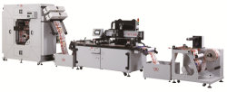 طابعة جديدة من طراز الطباعة على الحرير التلقائي متعدد الوظائف من لفة إلى أسطوانة