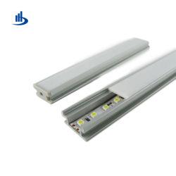 Progettare tutti i generi di espulsione dell'alluminio dell'indicatore luminoso di striscia del LED