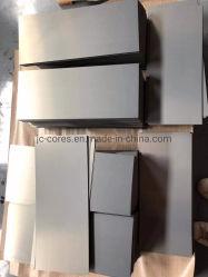 La laminación de transformadores con acero al silicio