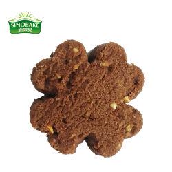 Koekjes van de Chocolade van het Etiket van het Voedsel van Sinobake de Privé voor Levering voor doorverkoop