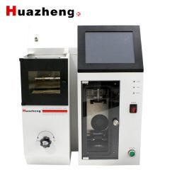Automatische distillatie-eenheid ASTM D86 Distillatietestapparatuur voor aardolieproducten