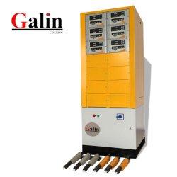 De de de automatische Elektrostatische Deklaag van het Poeder/Apparatuur van de Nevel/van de Verf en Machine van de Deklaag van het Poeder - Gema Optiflex