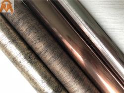 [مدف] زخرفيّة ترقيق [بفك] رقيقة معدنيّة مع لون عال لامعة معدنيّة
