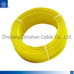 6491X com isolamento de PVC não revestida de núcleo único Casa de cabos da cablagem