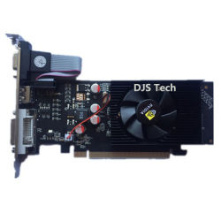 Geforce GT 610 Lp 64bit Placa de vídeo DDR2 com 1 GB de memória